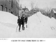 Do kids shovel snow anymore? Just askin'!