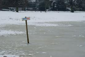 Caution and Free-Ranging go hand-in-frozen-hand.