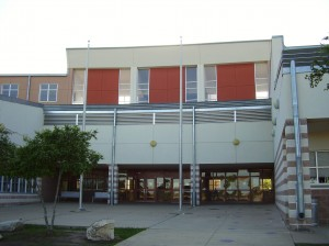 Small Middle School, Austin, TX.