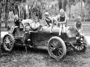 children car use