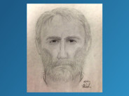 Police sketch of the Alexandria, VA killer.