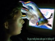 Beware of online predator (statistics).