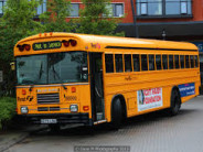 When a school bus doesn't show, is it WRONG to pick kids up in an SUV?