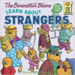 NEEDED: Kiddie books that explain you can TALK to strangers but not go OFF with strangers.