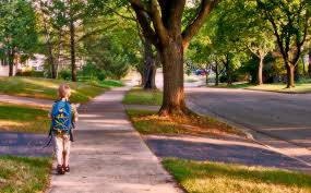 Will walking home alone become illegal?