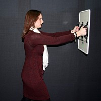 A bulletproof whiteboard (as seen on Amazon. And soon...at your school?)