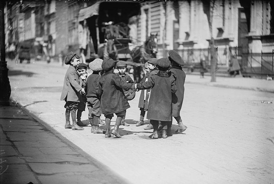 Play Street Free Range Kids