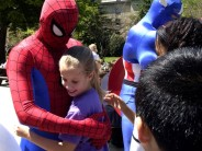 Forgive us fear-riddled humans, Spiderman!