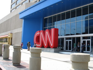 "CNN defends new slogan, ""Holy Crap, We're All Gonna Die."" (Borowitz Report)"