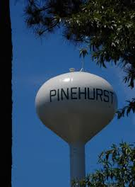 Up with Pinehurst and its cops!