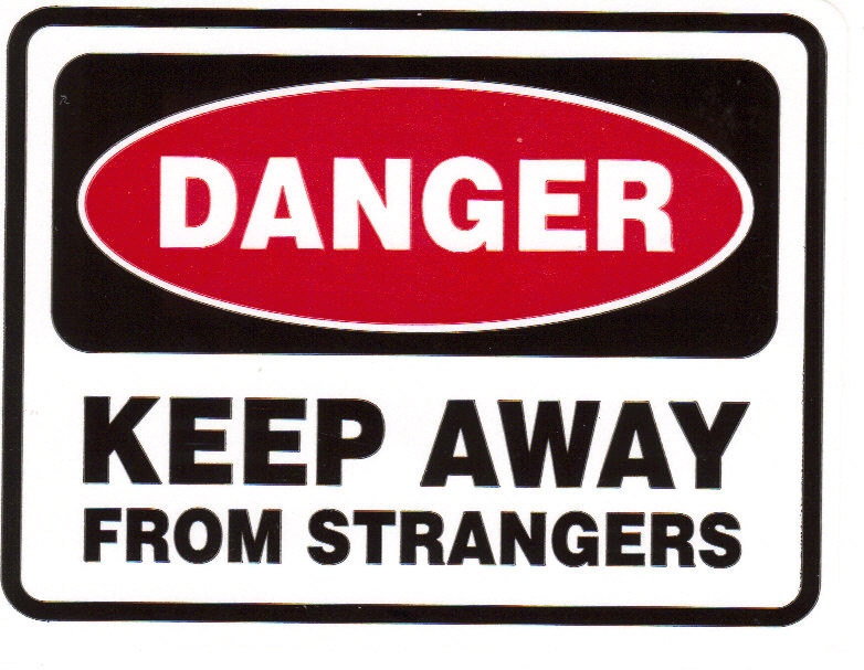 Correction: DANGER Keep away from family.