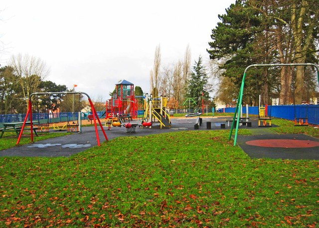 No more empty parks! Let's bring kids back outside!