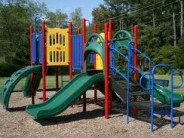 What kind of parent lets their kids play at a place like this???