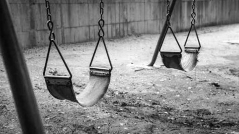 """Swing #1: """"Boy am I tired of representing a missing child."""" Swing #2: """"Tell me about it."""""""