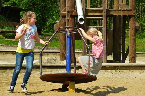 Take your children to the park...and let them walk home by themselves. It's not a radical idea, just an old-fashioned one.