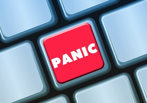 Is it okay to panic while Free-Ranging?