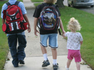 U.S. Senate passes law that would allow PARENTS to decide what age their kids can walk to school.