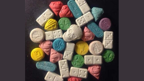 If you think people are giving out Ecstasy to kids you must be high.