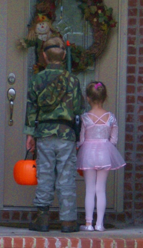 Last Halloween Thought: Maybe Parents Should Not EXPECT to