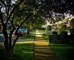Just what we need -- emptier sidewalks!