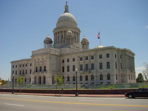 Rhode Island (Nanny) State House.