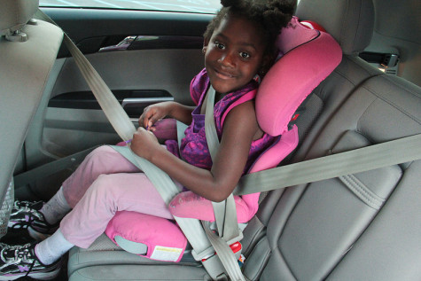 We have gone overboard in our belief that kids can't wait in the car a few minutes.