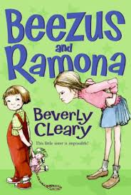 Ramona was based on a kindergarten age girl Cleary saw walking home from the grocery...alone. Which was normal.