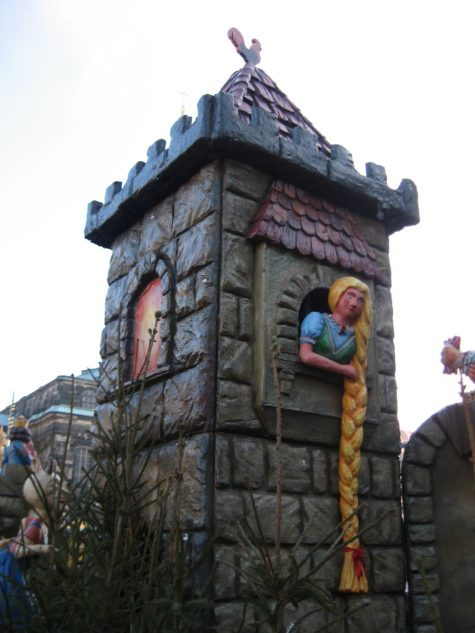 Rapunzel! I've found the perfect town for you!
