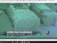 A mom was horrified to learn her kids' room's webcam was hacked. If I were her daughter, I'd be horrified to learn mom was filming me.