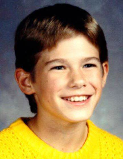 Jacob Wetterling, RIP.