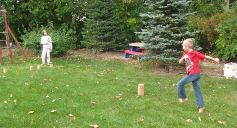 It is our RIGHT to let our kids play in the backyard!