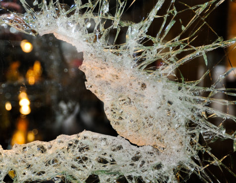 Firefighters smashed a car window open, assuming the sleeping kid inside was unconscious. Because that's what we assume these days. Never anything common -- always the worst.