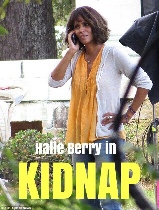 Halle Berry Kidnap Poster Free Range Kids