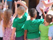 Kindergarten Show Child Children Kita Move