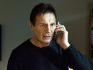 liam neeson on phone