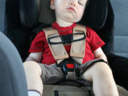 Letting kids snooze while you buy a bottle of Tylenol may become a crime in Rhode Island.