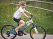 It is really easy to let your kids walk or bike on their own -- the second time.