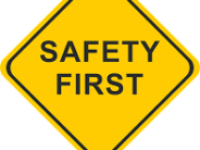 Safety is the word that brooks no challenge. s.