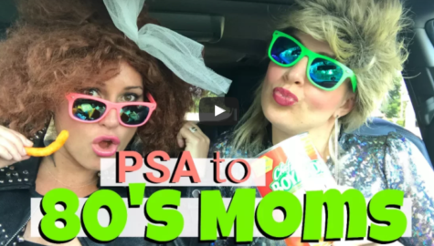 Cat and Nat and #MomTruths Friday — '80s Moms Had it Made!