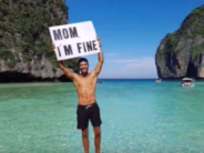 mom im fine