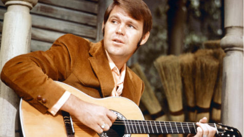Gentleness On My Mind: Glenn Campbell, a Boy, a Bathroom and Non-Hysterical Times