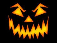halloween mean pumpkin face