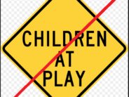 children at play slash