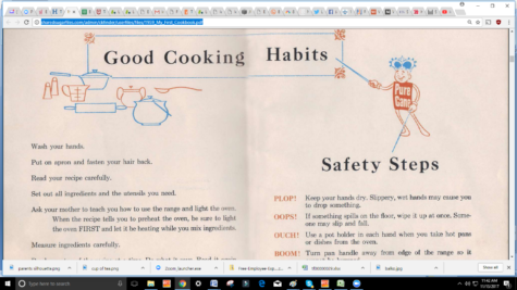 """When Did Kiddie Cookbooks Start Insisting, """"Ask an Adult for Help!"""" ?"""