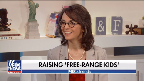 Free-Range Kids is EVERYWHERE Today!
