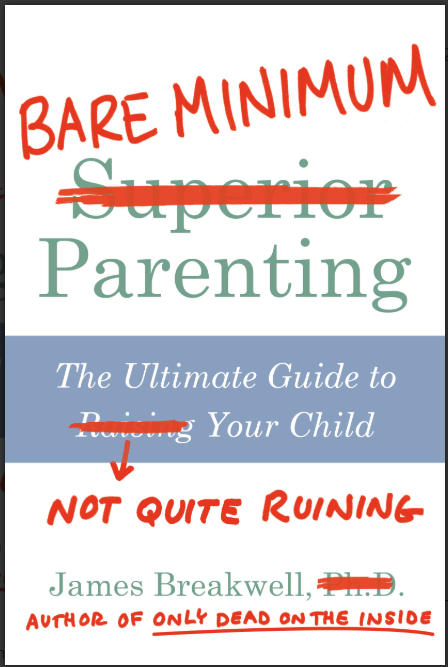 New Parents: The Decisions You Make Are Not that Momentous!   Free