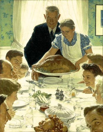 "Is the ""Kids Table"" at Holidays a Thing of the Past?"