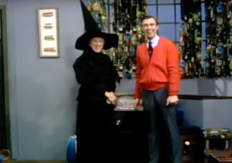 The Wicked Witch of the West Talks to Mr. Rogers About a Deep Childhood Truth