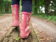 girl boots walking bigger