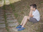 adobe sad 12 year old boy